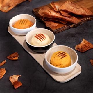 Hummus Madrid Restaurante Saladier